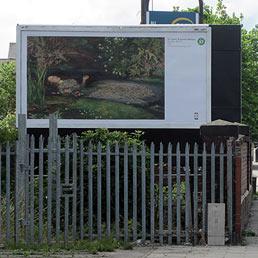 Londra l 39 arte esce dai musei e invade le strade il sole for Furniture 66 long lane liverpool