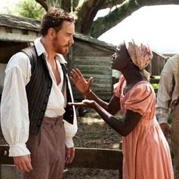Una scena del film «12 Years a Slave»