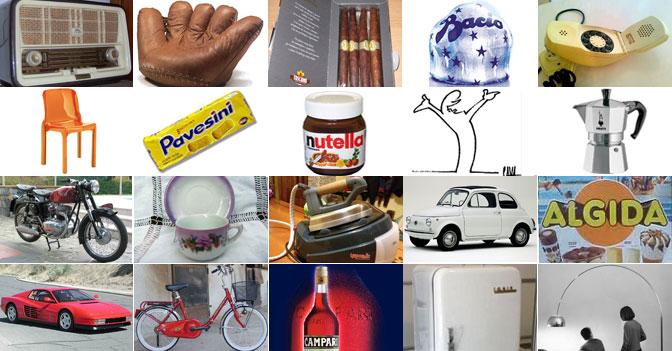 L'Italia si racconta attraverso gli oggetti del design