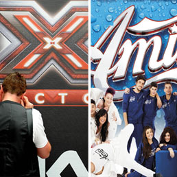 X Factor contro Amici. Al via la stagione dei talent con squadre nuove e superospiti