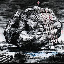 I frammenti di materia di William Kentridge in mostra a San Paolo - Le opere in mostra - L'allestimento a San Paolo