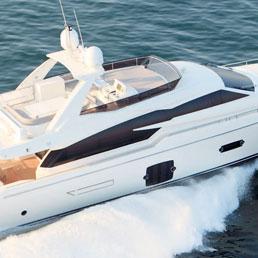 Ferretti presenta nuovo yacht di super lusso