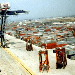 Gioia Tauro studia il rilancio logistico senza Maersk