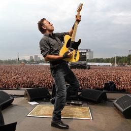 Springsteen torna in Italia con quattro date. Napoli pazza per il «suo» Boss - Foto