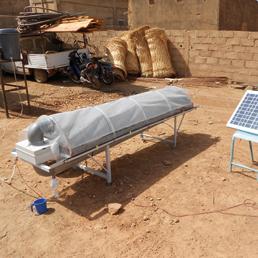 La serra solare rende potabile l 39 acqua salata il sole 24 ore for Serra solare