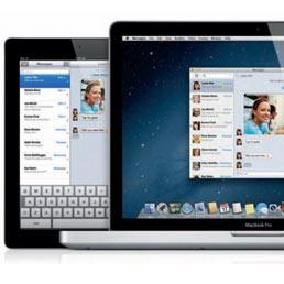 Il nuovo Mac Os X più vicino al cloud computing e twitter