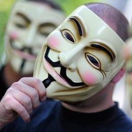 Anonymous lancia una campagna contro la sorveglianza elettronica della Nsa