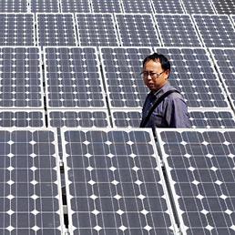 A Tokyo è l'ora del fotovoltaico (Corbis)