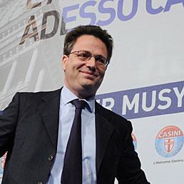 Alberto Musy, il centrista che si riconosce nelle idee di Profumo e mira ad arrivare secondo (non terzo)