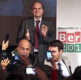 Bersani recupera nelle regioni rosse, tranne in Toscana. E ai consensi del primo turno aggiunge quelli di Nichi Vendola