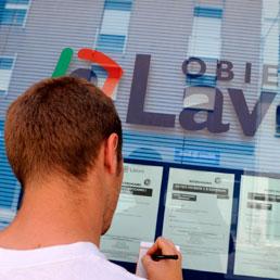 Area Ocse: disoccupazione all'8,2% a novembre, 8,6% in Italia