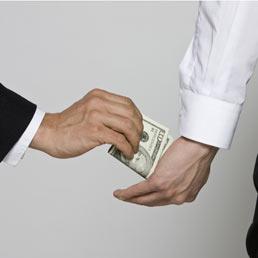Corruzione, indice corruzione mondiale, Italia 72esimo posto