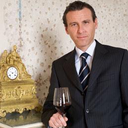 E' il momento dei vini semplici e frizzanti. Parola del GIV che chiude il 2010 a +8%. NElla foto Corrado Casoli