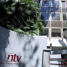 La sede di Ntv (Ansa)