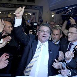 La Finlandia spinge il Portogallo (e l'Europa) verso il baratro (Foto Epa)