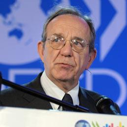 Pier Carlo Padoan, capo economista e numero due dell'OCSE