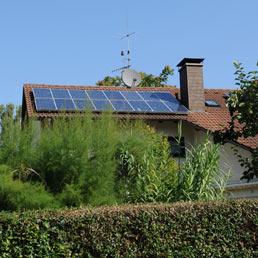 Fotovoltaico di piccola taglia (Fotogramma)