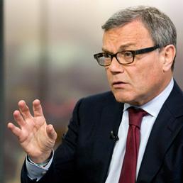 Martin Sorrell (Bloomberg)