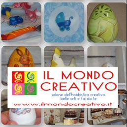 Il mondo creativo e model game visitatori record per la for Bricolage creativo