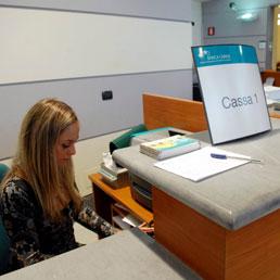 Bancari, accordo firmato: 170 euro di aumento in tre tranche (Imagoeconomica)
