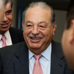 Carlos Slim. Foto Bloomberg