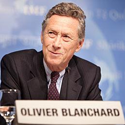 Un plauso al Fmi, capace di grande apertura di veduta nel pieno della crisi. Nella foto Olivier Blanchard, chief economist del Fmi (Reuters)