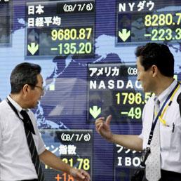 Borse asiatiche in netto calo, il Nikkei chiude a -1,26%: - Le mosse della Fed aprono una nuova fase anche a Tokyo