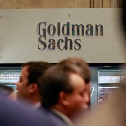Gli utili trimestrali di Goldman salgono del 77% ma la divisione trading delude le attese