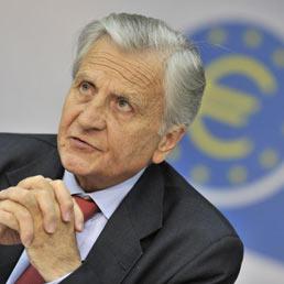 Cauto ottimismo della Bce che alza le stime di crescita nell'Eurozona (Afp)