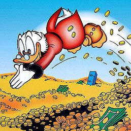 Krugman: gli (ultra)ricchi si (ultra)arricchiscono ancora di più