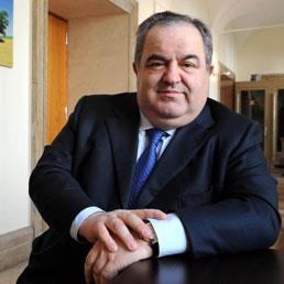 L'ex presidente della Banca Popolare di Spoleto, Giovannino Antonini