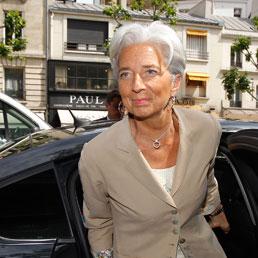 Allarme della Lagarde: la Grecia è a rischio default