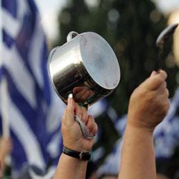 Europa divisa sulla Grecia