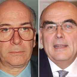 Giancarlo Cimoli e Francesco Mengozzi (Ansa)