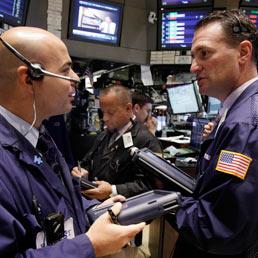 La chiusura di Wall Street