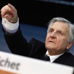 Trichet attacca finanza speculativa e fondi hedge: creano instabilità (AP Photo)
