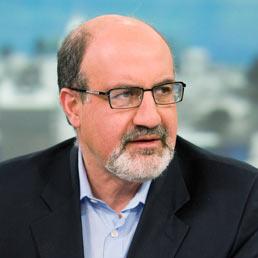 Nassim Taleb (BLOOMBERG)