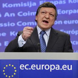 Barroso, rafforzare il fondo salva stati e adottare un approccio coordinato per rafforzare le banche