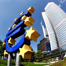 La Bce lascia i tassi invariati (Ap)