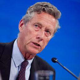 Olivier Blanchard, capo economista del Fondo monetario internazionale (Bloomberg)