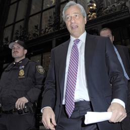 Jamie Dimon (Foto Bloomberg)