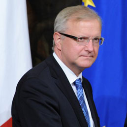 Olli Rehn (foto Afp)