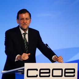 Il premier spagnolo, Mariano Rajoy (Reuters)