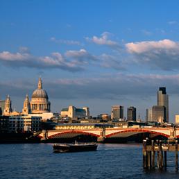 Londra, la City - Corbis