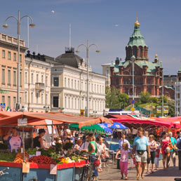 Helsinki Finlandia (Corbis)