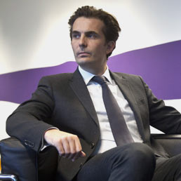 Yannick Bolloré (foto Bloomberg)