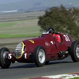 Alfa Romeo da record, 9,4 mln dlr per auto Nuvolari