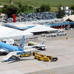 L'aeroporto di Forlì