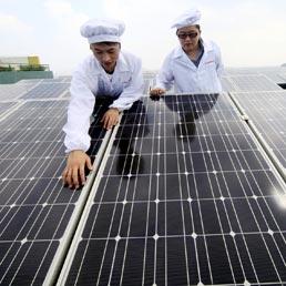 Più vicina la guerra commerciale del solare tra Ue e Cina