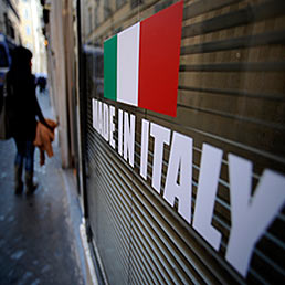 Il made in Italy che salva l'Italia